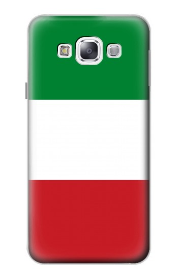 Printed Flag of Italy and Mexico Samsung Galaxy E5 Case