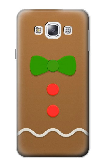 Printed Gingerbread Man Samsung Galaxy E5 Case