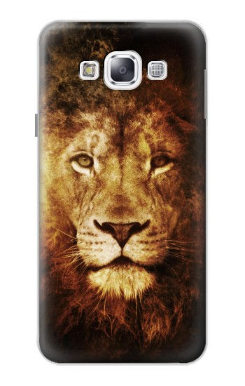 Printed Lion Samsung Galaxy E5 Case