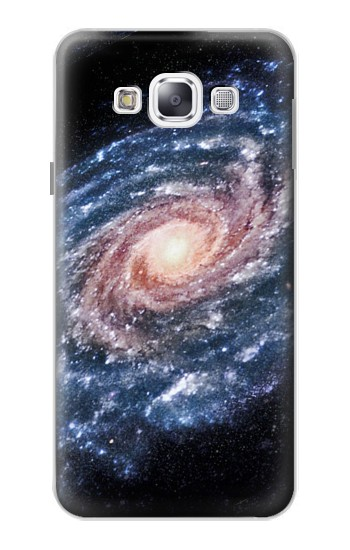 Printed Milky Way Galaxy Samsung Galaxy E5 Case