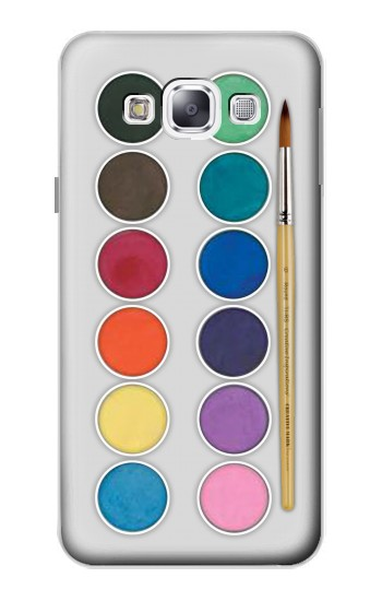 Printed Mixing Color Plate Samsung Galaxy E5 Case
