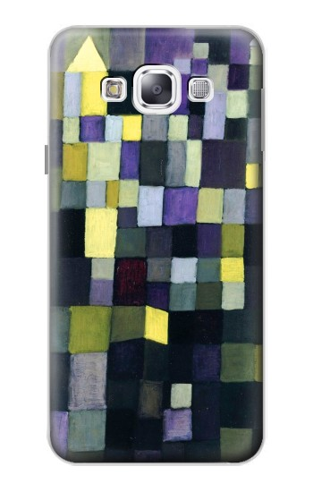 Printed Paul Klee Architecture Samsung Galaxy E5 Case
