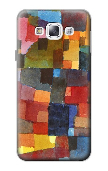 Printed Paul Klee Raumarchitekturen Samsung Galaxy E5 Case
