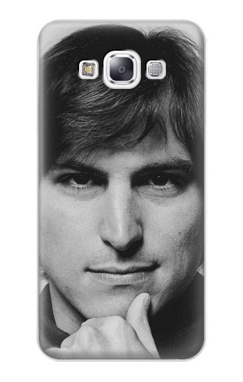 Printed Steve Jobs Samsung Galaxy E7 Case