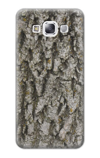 Printed Wood Skin Graphic Samsung Galaxy E7 Case