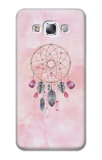 Printed Dreamcatcher Watercolor Painting Samsung Galaxy E7 Case