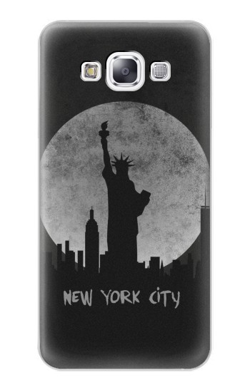 Printed New York City Samsung Galaxy E7 Case