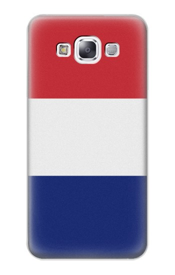 Printed Flag of France and the Netherlands Samsung Galaxy E7 Case