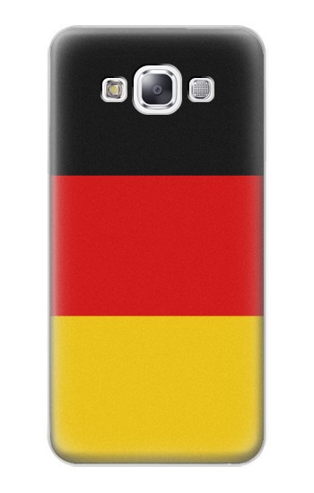 Printed Flag of Germany Samsung Galaxy E7 Case