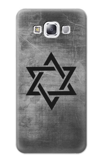 Printed Judaism Star of David Symbol Samsung Galaxy E7 Case