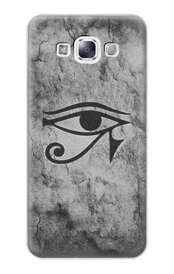 Printed Sun Eye Of Horus Samsung Galaxy E7 Case