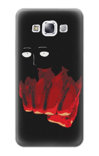 Printed One Punch Man Fight Samsung Galaxy E7 Case
