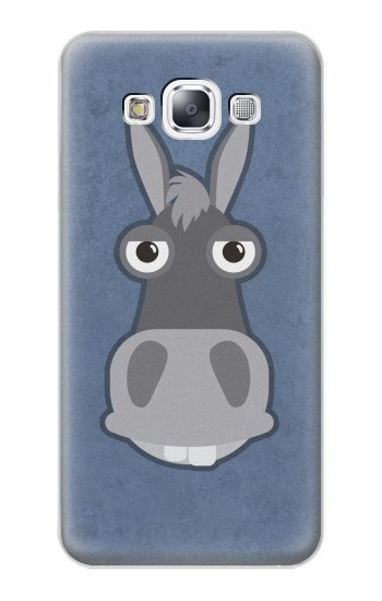 Printed Donkey Cartoon Samsung Galaxy E7 Case