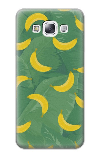 Printed Banana Fruit Pattern Samsung Galaxy E7 Case