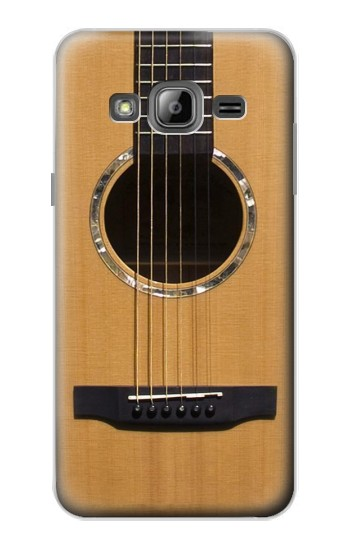 Printed Acoustic Guitar Samsung Galaxy J1 Case