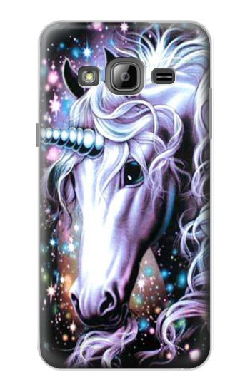 Printed Unicorn Horse Samsung Galaxy J1 Case