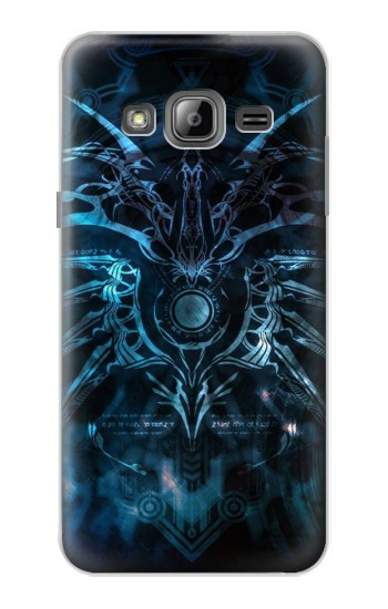 Printed BlazBlue Samsung Galaxy J1 Case