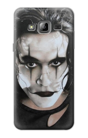 Printed The Crow Samsung Galaxy J1 Case