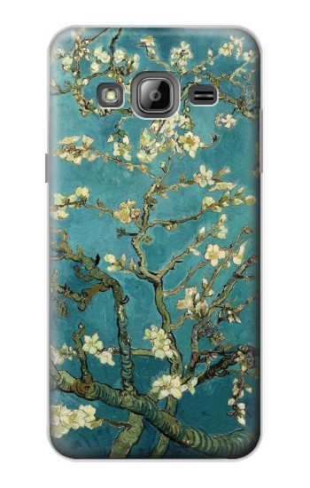 Printed Blossoming Almond Tree Van Gogh Samsung Galaxy J1 Case
