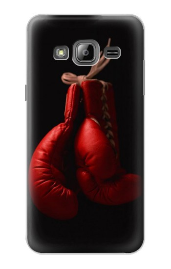 Printed Boxing Glove Samsung Galaxy J1 Case