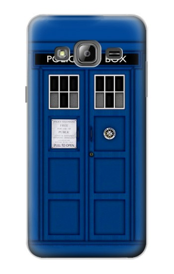 Printed Doctor Who Tardis Samsung Galaxy J1 Case