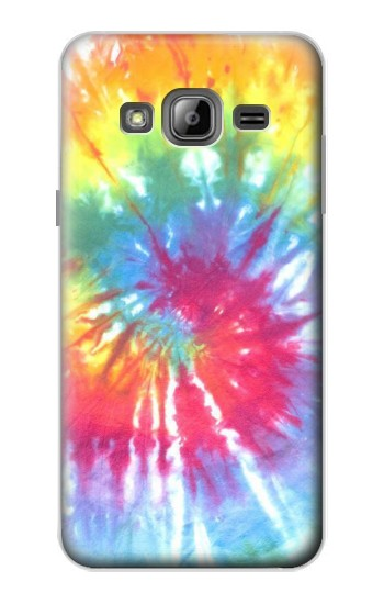Printed Tie Dye Colorful Graphic Printed Samsung Galaxy J1 Case