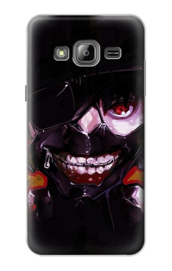 Printed Tokyo Ghoul Mask Samsung Galaxy J1 Case
