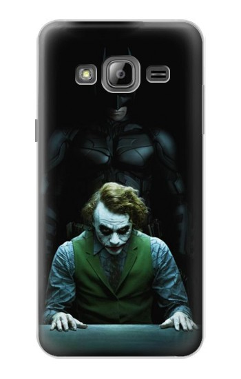 Printed Batman Joker Samsung Galaxy J1 Case