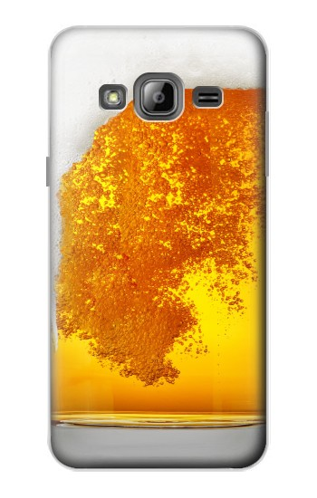Printed Beer Glass Samsung Galaxy J1 Case