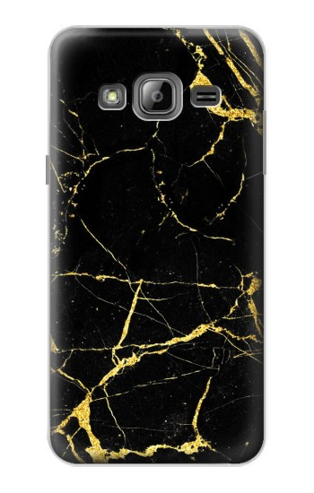 Printed Gold Marble Graphic Printed Samsung Galaxy J1 Case