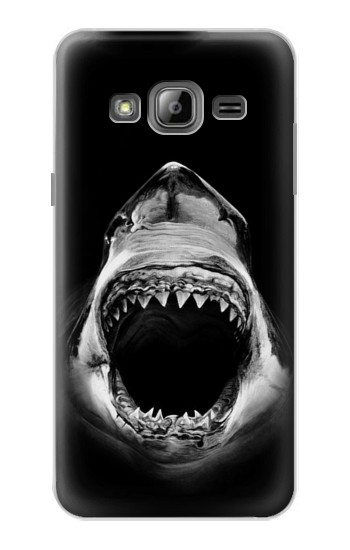 Printed Great White Shark Samsung Galaxy J1 Case