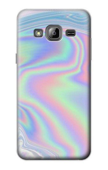 Printed Pastel Holographic Photo Printed Samsung Galaxy J1 Case