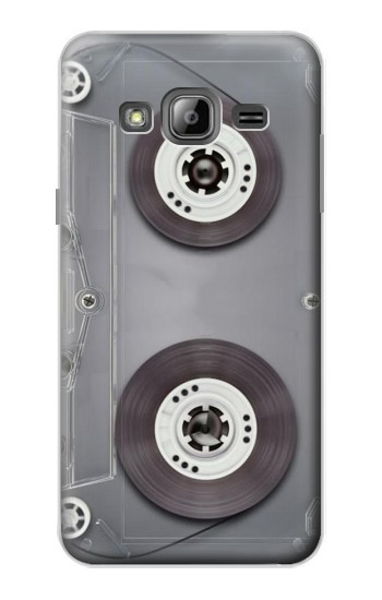 Printed Cassette Tape Samsung Galaxy J1 Case
