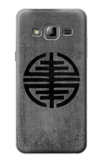 Printed Symbol of Freedom Samsung Galaxy J1 Case