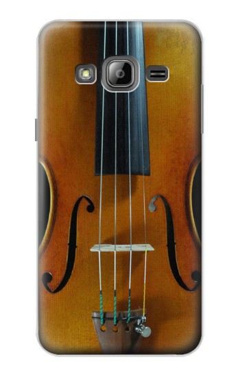Printed Violin Samsung Galaxy J1 Case
