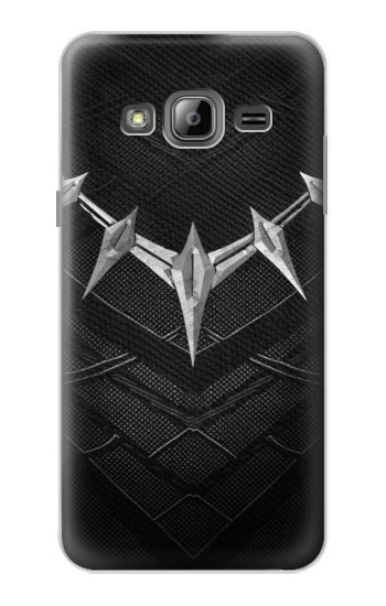 Printed Black Panther Inspired Costume Necklace Samsung Galaxy J1 Case