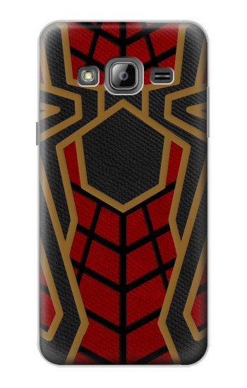 Printed Spiderman Inspired Costume Samsung Galaxy J1 Case