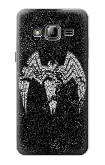 Printed Venom Inspired Costume Samsung Galaxy J1 Case