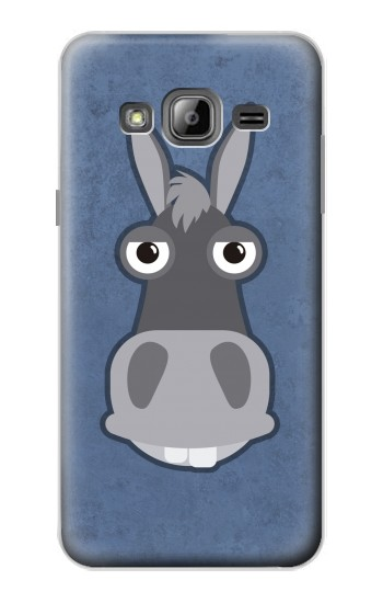 Printed Donkey Cartoon Samsung Galaxy J1 Case