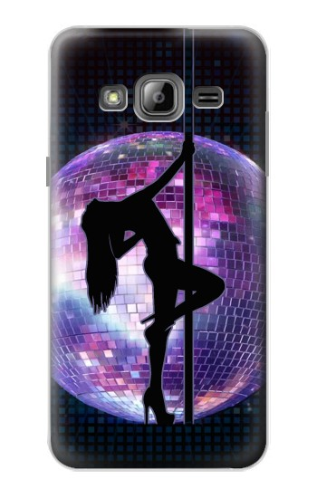 Printed Sexy Disco Dancer Samsung Galaxy J1 Case