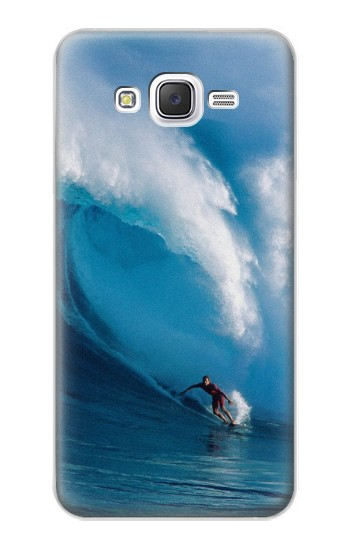 Printed Hawaii Surf Samsung Galaxy J5 Case