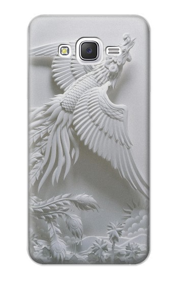 Printed Phoenix Carving Samsung Galaxy J5 Case