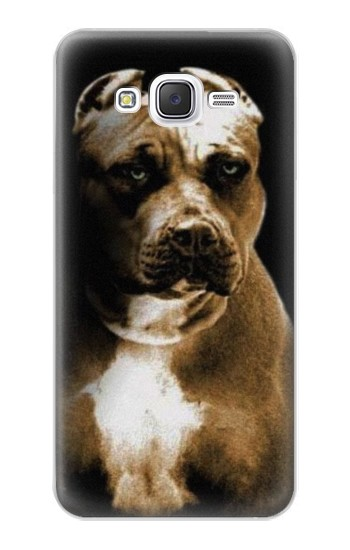 Printed PitBull Samsung Galaxy J5 Case