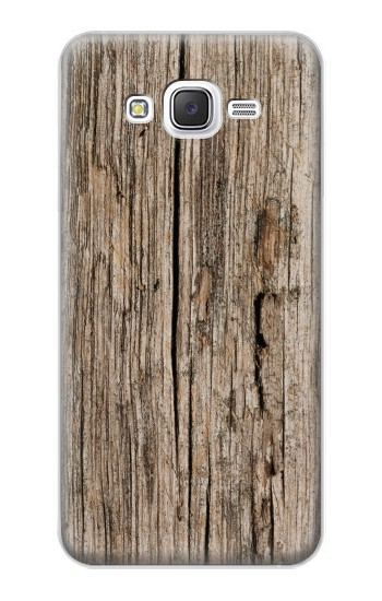 Printed Wood Samsung Galaxy J5 Case