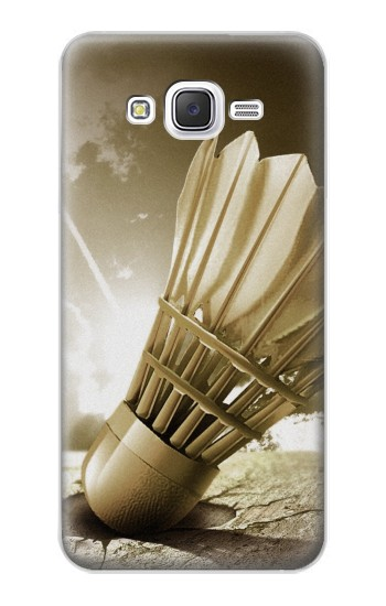 Printed Badminton Sport Art Samsung Galaxy J5 Case