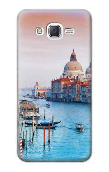 Printed Beauty of Venice Italy Samsung Galaxy J5 Case