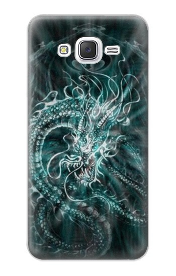 Printed Digital Chinese Dragon Samsung Galaxy J5 Case