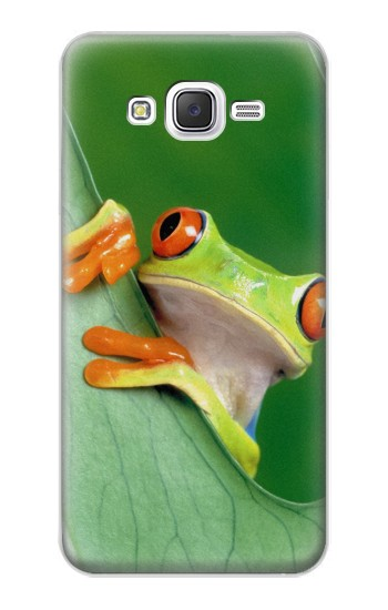 Printed Little Frog Samsung Galaxy J5 Case