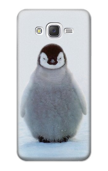 Printed Penguin Ice Samsung Galaxy J5 Case
