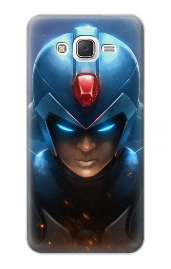 Printed Mega Man Samsung Galaxy J5 Case